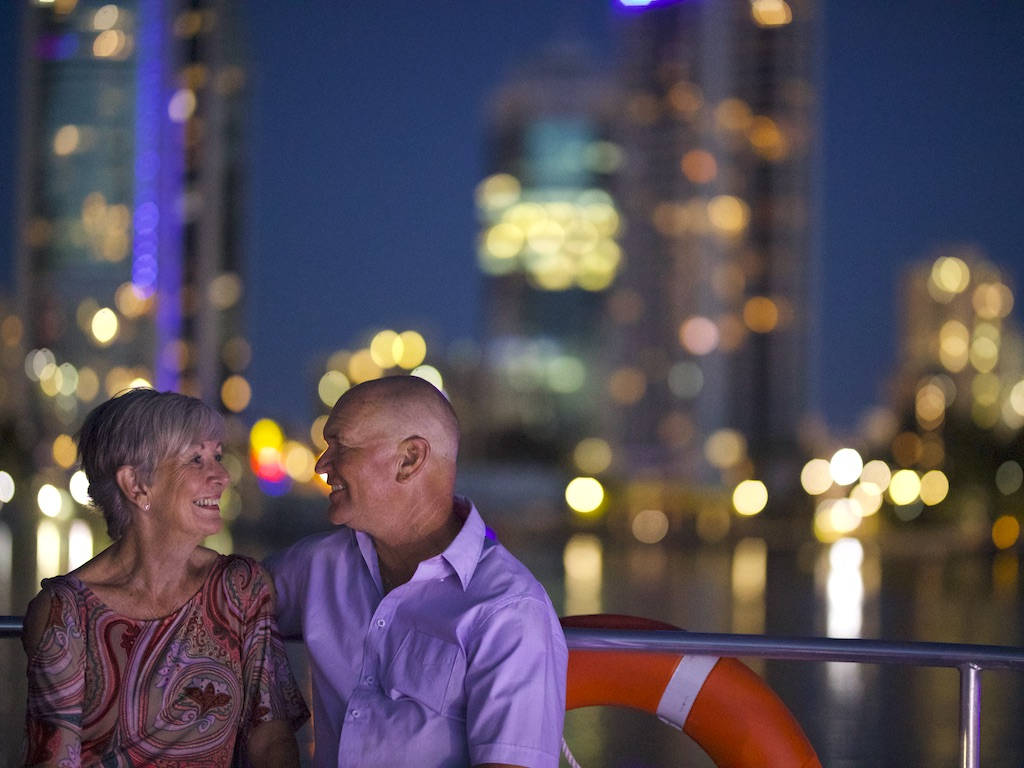 Why a Gold Coast Cruise is the ultimate Valentine's Day date