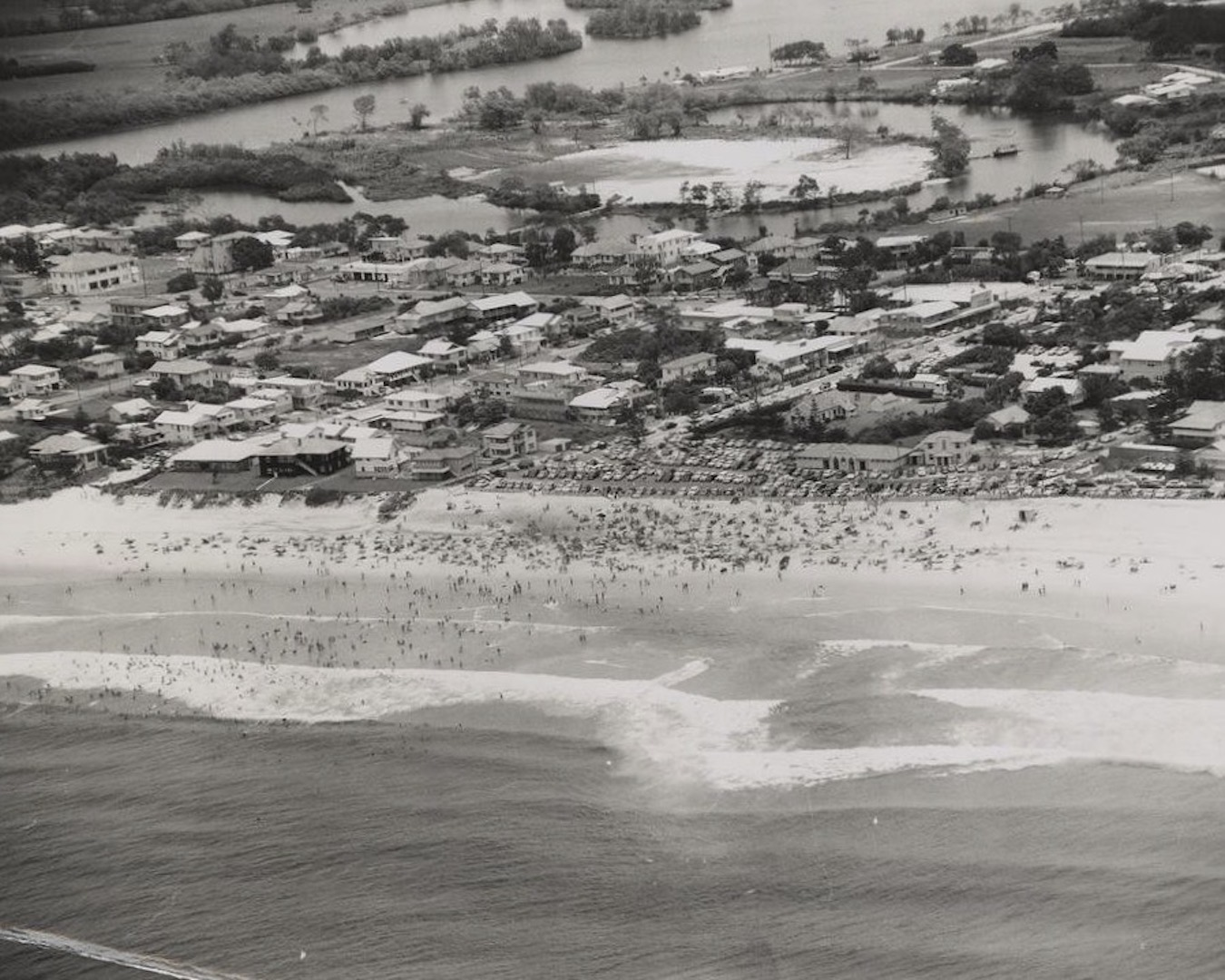 From farmland to high rises: A brief history of Surfers Paradise
